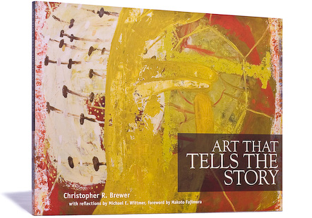 Art that Tells the Story Book, by Chris Brewer