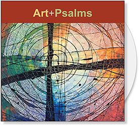 Art + Psalms CD Collection - Images for Church Powerpoint and Bulletin Covers, 30 works of art by 18 artists, each artwork paired with a psalm. Eyekons is a source of Christian art, religious art, biblical art and church art.