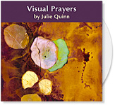 Visual Prayers CD by Julie Quinn, CD of Images for Church Powerpoint, Backgrounds and Bulletin Covers, available from Eyekons Church Image Bank