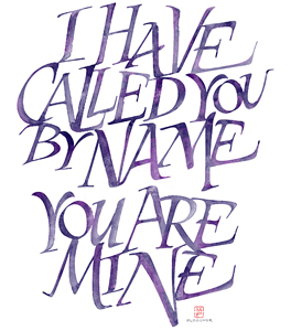 I Have Called You, a Giclee Print by Matt Plescher, Affordable Fine Art Reproductions available at Eyekons.com