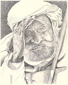 The ink drawing Return of the Prodigal Son by Karl Kwekel is a visual homage to his father who extended love and understanding to Karl as he went through his own Prodigal journey. When Karl returned home to faith from his far country he created this drawing to honor his father. Karls drawing & other original art inspired by the parable of the Prodigal Son are available as church stock images for Powerpoint, bulletin covers, sermon illustrations and digital media from Eyekons Church Image Bank.