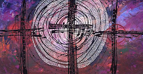 A Lenten Journey in Art Slideshow, from the Eyekons Gallery, featuring the art of Timothy R. Botts, Wayne Forte, John August Swanson, Nicholas Markell, Steve Prince, Julie Quinn, Lisa Schulist, Carol Aust, James Quentin Young, available at Eyekons