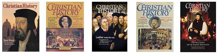 Christian History Institute Magazines