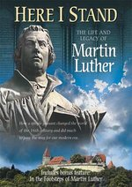 Here I Stand: Martin Luther - DVD - Christian History Institute DVDs